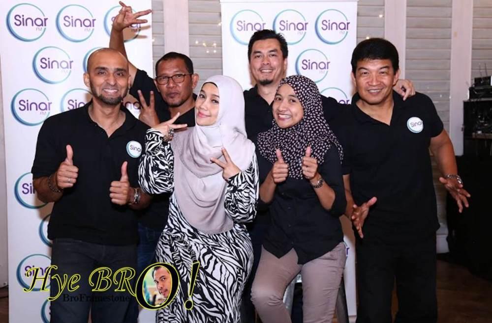 2015- Sinar FM reinvented its brand