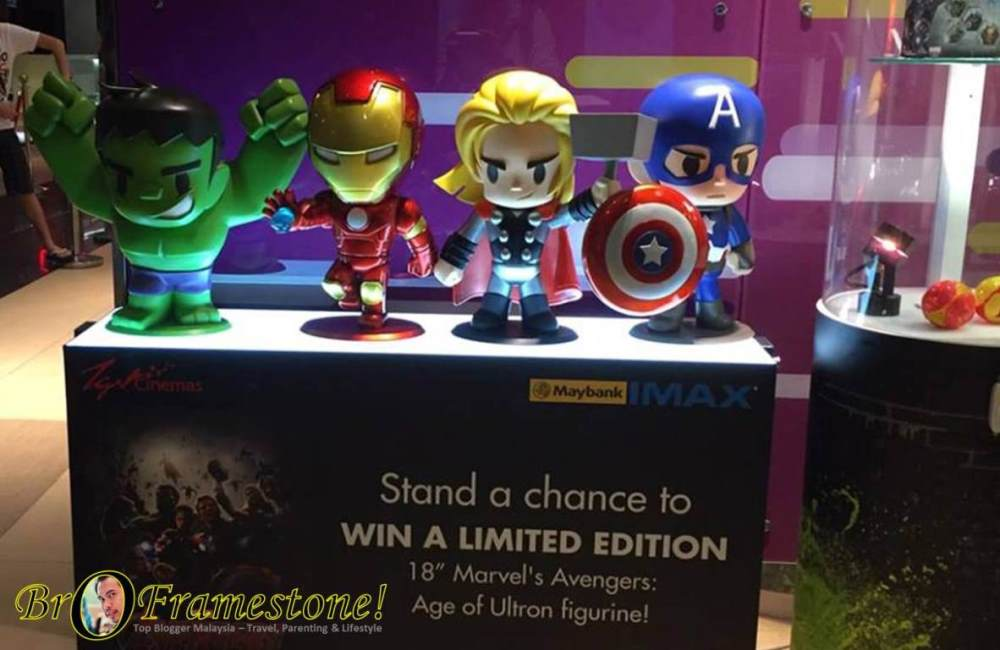 Limited Edition Avengers Figurine