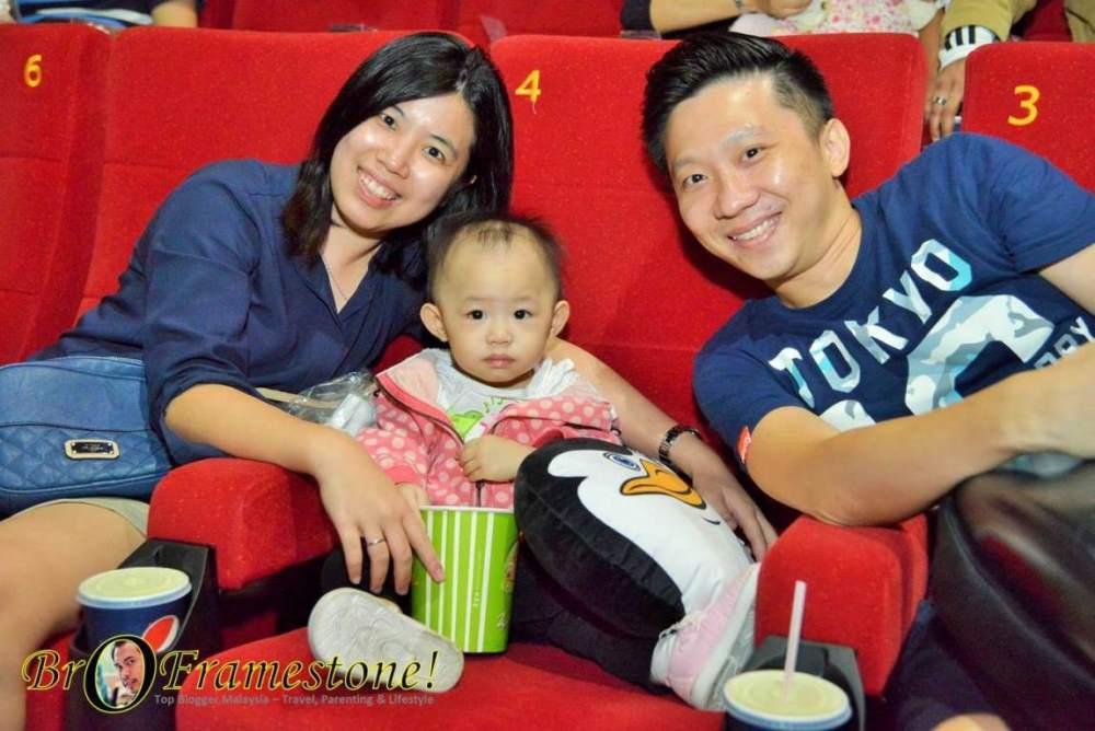 TGV Cinemas Family Friendly Session