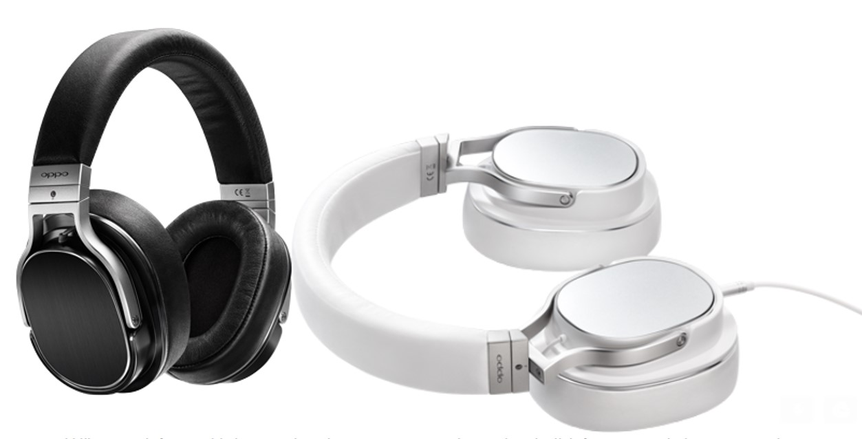 OPPO Releases PM-3 Closed-Back  Planar Magnetic Headphones