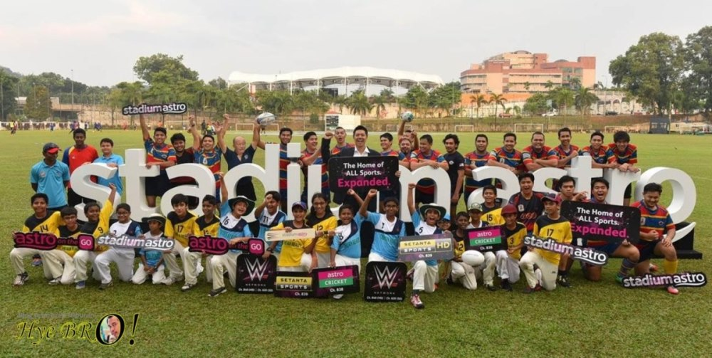 Astro Launch of WWE Network, SETANTA Sports HD and Cricket HD Channels