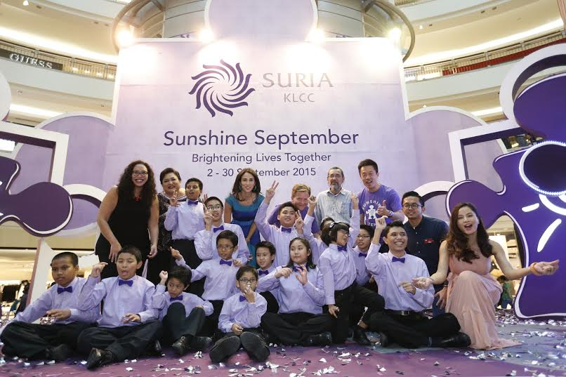 Sunshine September - Thank You Malaysians!