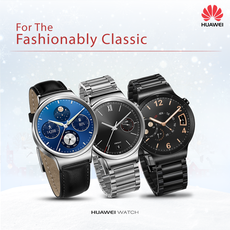 For The Fashionably Classic
