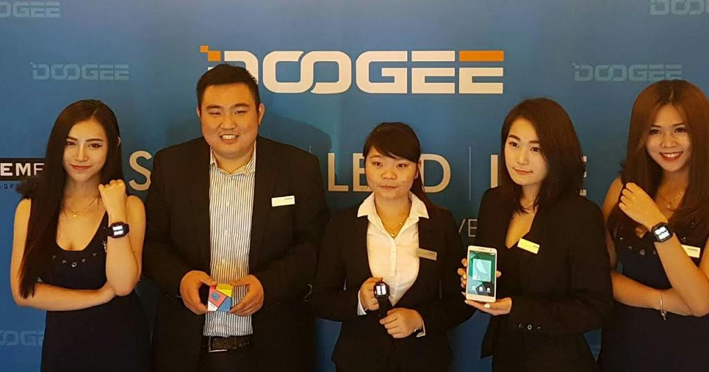 Doogee Malaysia Unveil a Range of New Series Devices