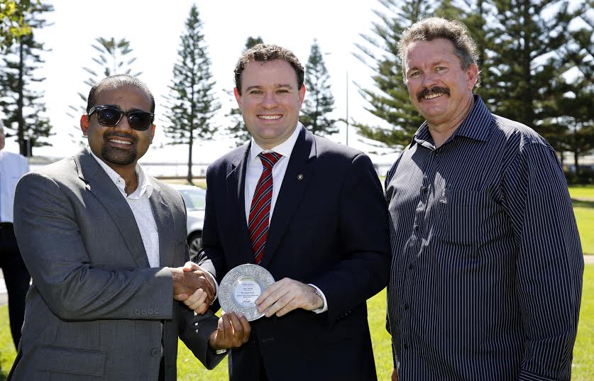 FIM Asia Supermoto Championships Deal With The Newcastle City Council