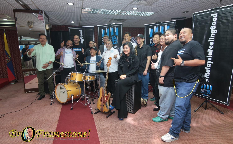 #MalaysiaFeelingGood - World Youth Jazz Festival 2016
