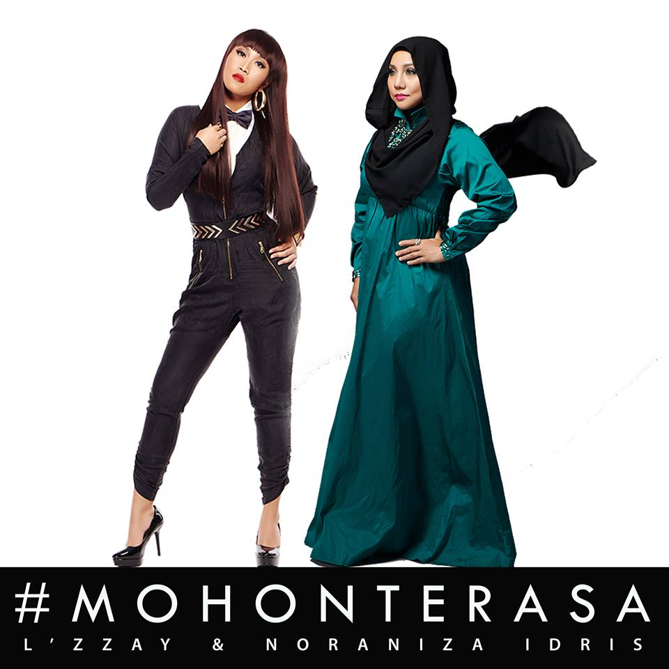 #MohonTerasa – L'Zzay feat Noraniza Idris