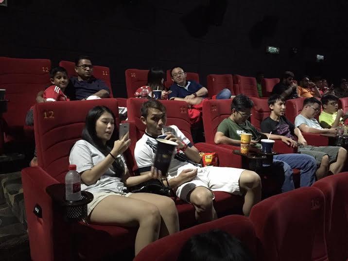 Premier League Live Match at Selected TGV Cinemas