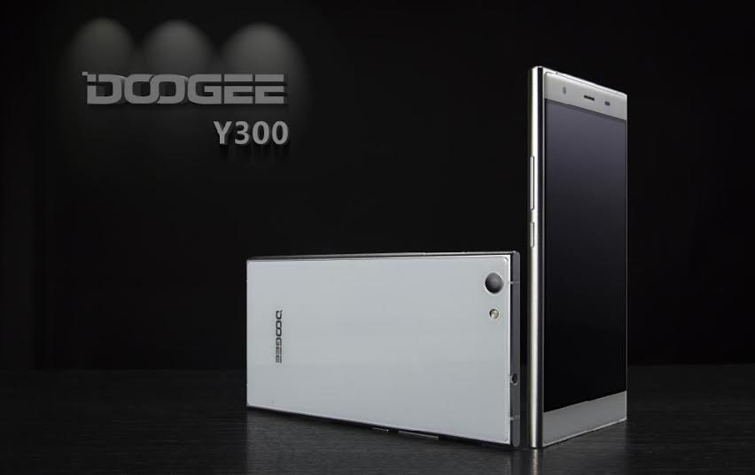 Doogee Malaysia Launches Doogee Y300