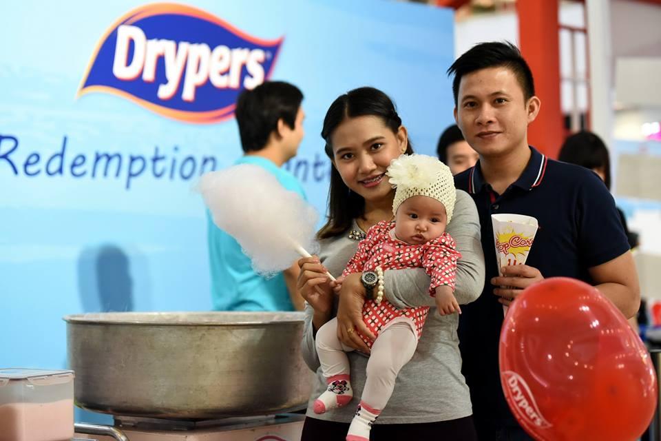 Inisiatif Share A Little Comfort dan Drypers