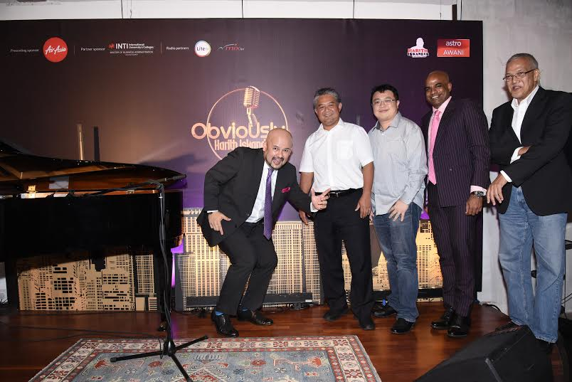 The 'Obviously Harith Iskander' Talk Show