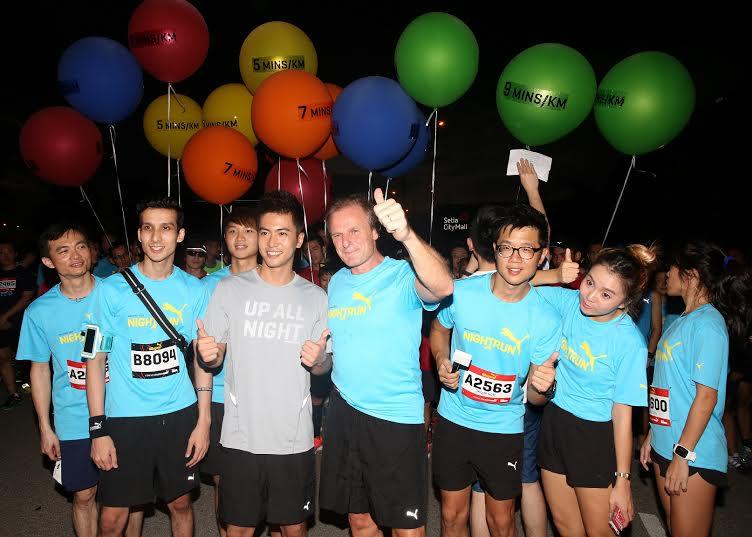 PUMA Night Run Malaysia 2016