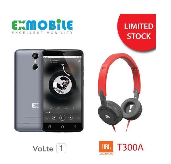 Exclusive ExMobile VoLte 1 GEMFIVE Sale