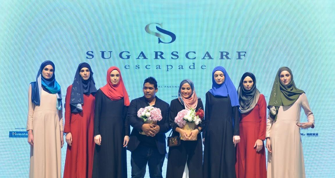 Sugarscarf Escapade 2016