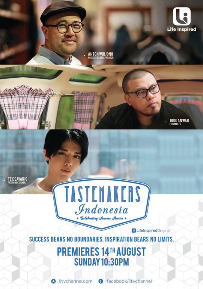 Tastemakers Returns for its Fourth Season - Tastemakers Indonesia