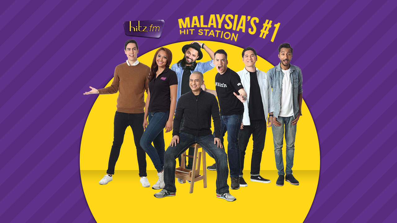 Hitz, MIX and LiteFM Giving Out RM75,000