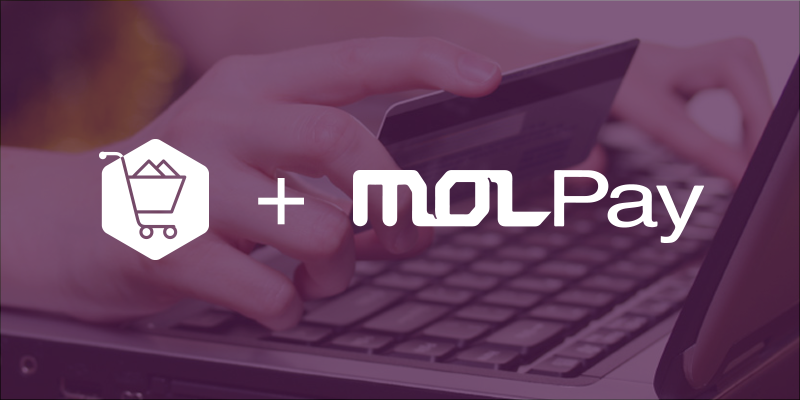 EasyStore Partnering with MOLPay