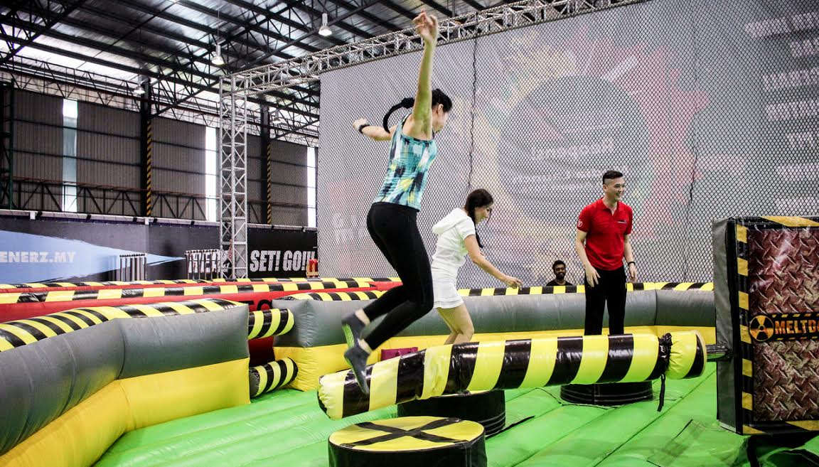 Re-EnerZ- ing the Indoor Extreme Sports Industry