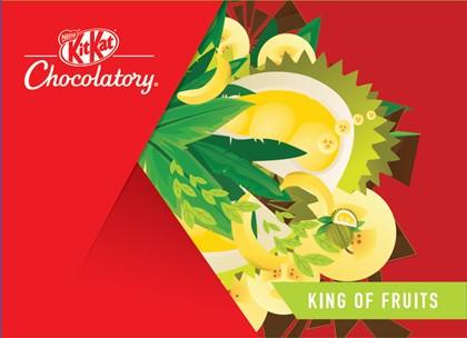 kit kat King of Fruits