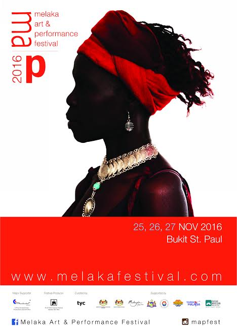 Melaka Art and Performance Festival (MAPFest) 2016