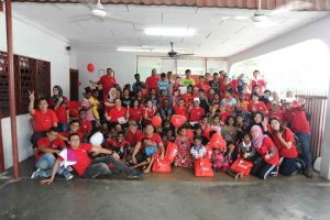 AEON and AEON BIG joined hands for Gotong Royong