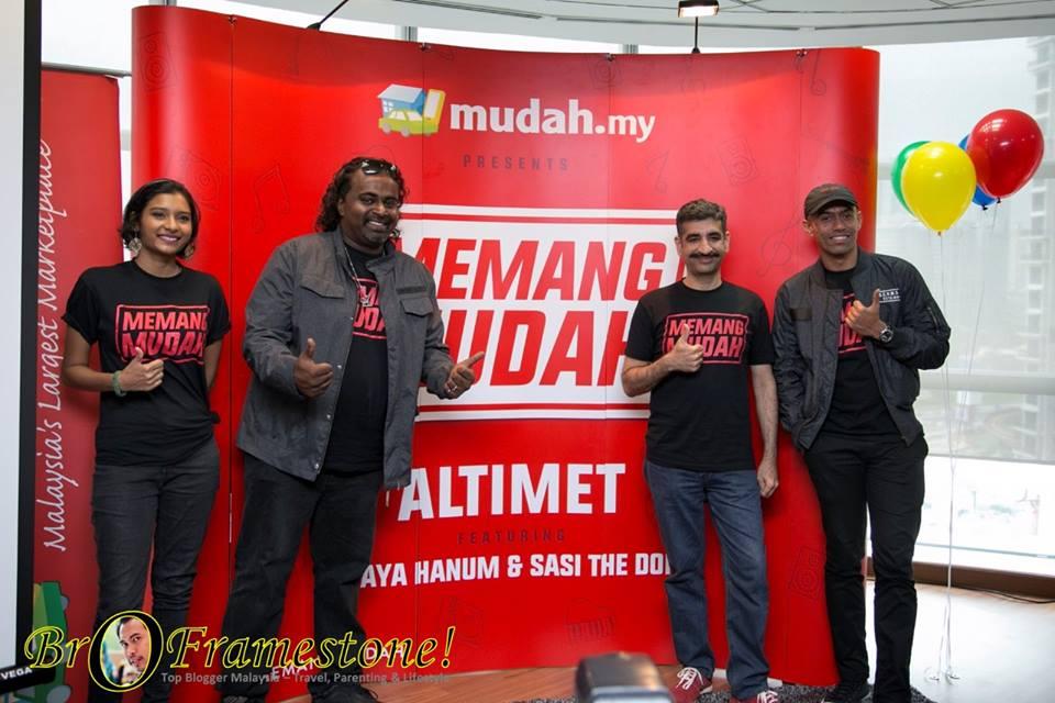 Memang Mudah by Altimet feat Sasi The Do & Maya Hanum