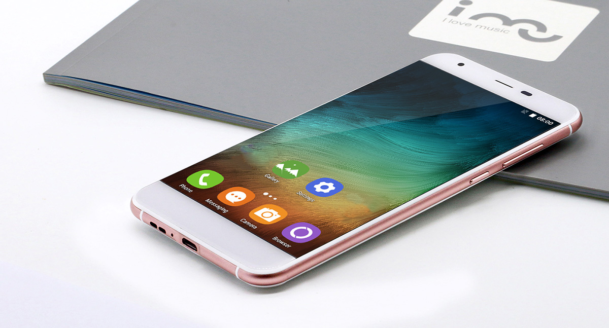 Oukitel K7000, World's Thinnest 7000mAh Smartphone