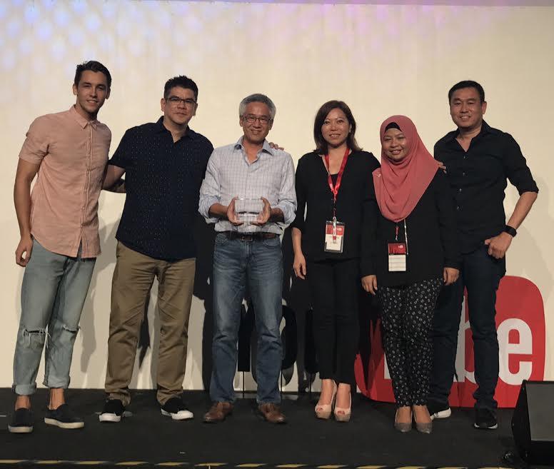 11street's Short Film Wins Malaysian YouTube Ad Awards 2016