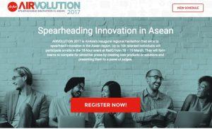 AirAsia's First Ever Airvolution Hackathon