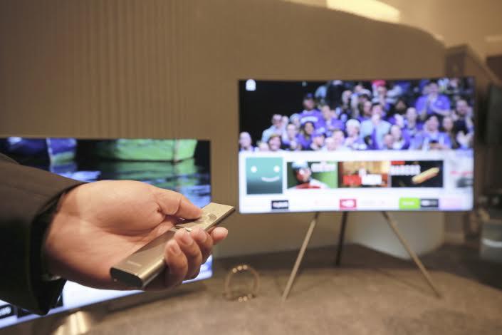 Samsung's 2017 Smart TV