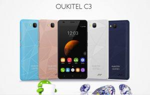 Oukitel C3
