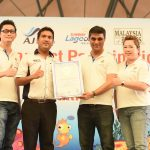 Chewies Enters Malaysia Book Of Records