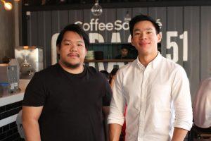 Choong Kar Wai and Choong Kar Heng