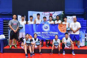 Dutch Lady Malaysia First Training Camp
