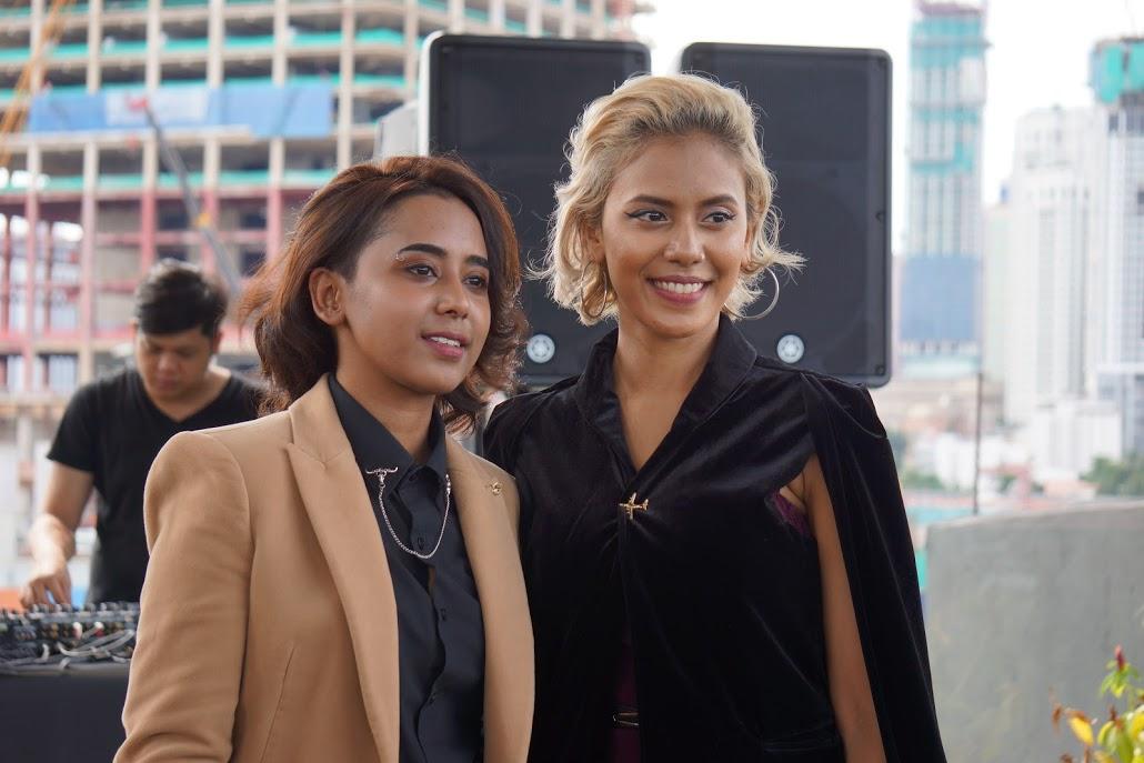 Kirstie Maximus Cabar Diri Hasilkan Lagu Bahasa Melayu