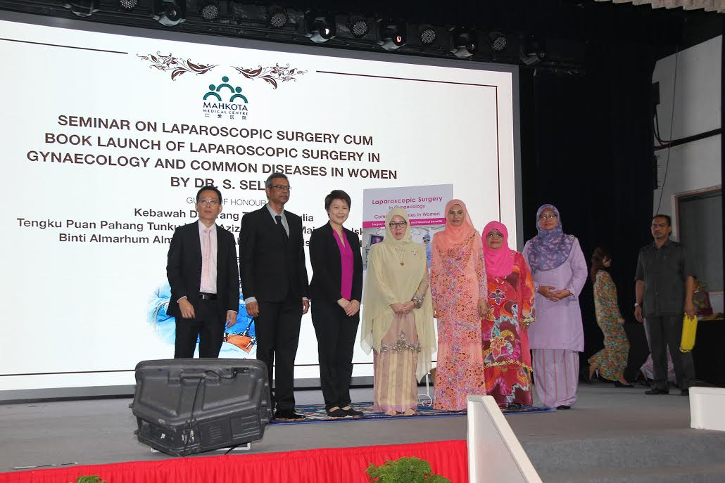 Mahkota Medical Centre Champions Laparoscopic Surgery