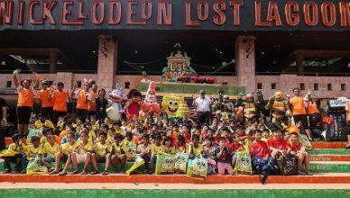 Nickelodeon Lost Lagoon Turns One!