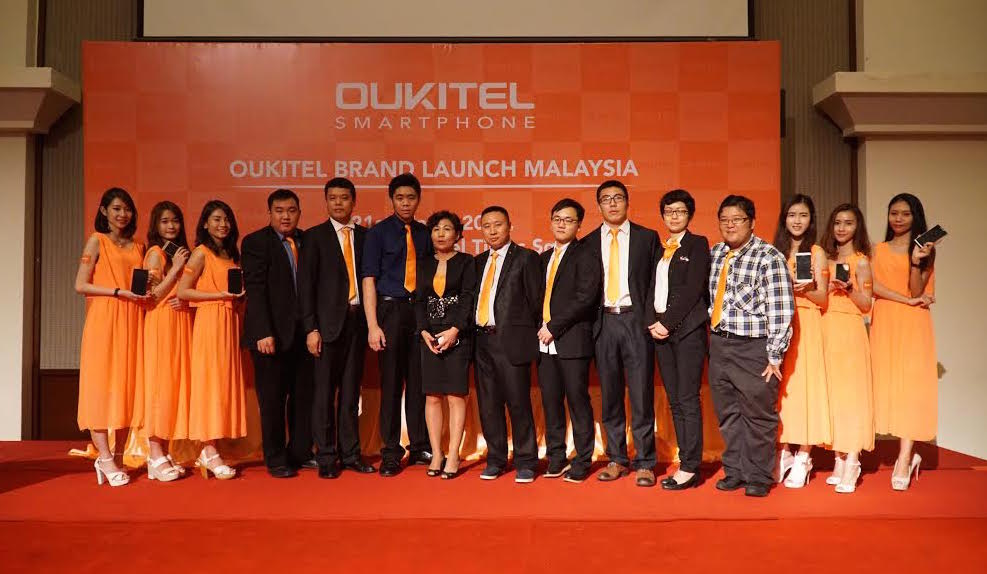 Oukitel Brand Launch in Malaysia