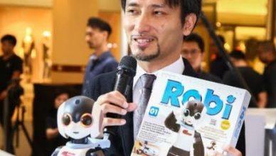 Robi 1st Edition