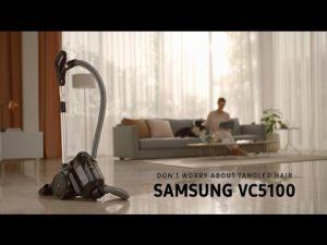 Samsung Anti-Tangle Turbine Vacuum Cleaner
