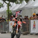Gabit Lead 2017 Malaysian SuperMoto Championship (MSMC)