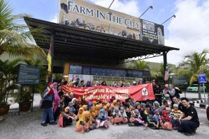 RMHC and McDonald's Malaysia Rumah Anak Yatim Sungai Kantan
