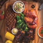 Tony's Beef Ribs Platter