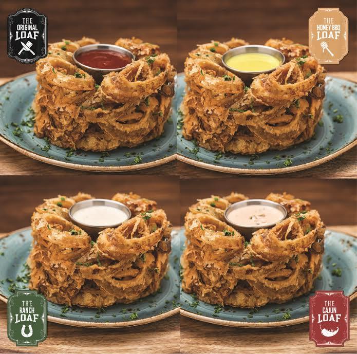Tony Roma's Onion Loaf Flavor Extravaganza
