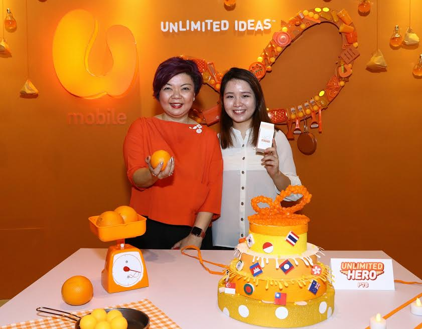 U Mobile launches Unlimited Hero P78