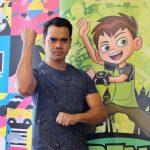 Alif Satar - Guest Star in special Ben 10 episode this June