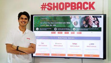 Alvin Gill, Pengurus bagi ShopBack Malaysia
