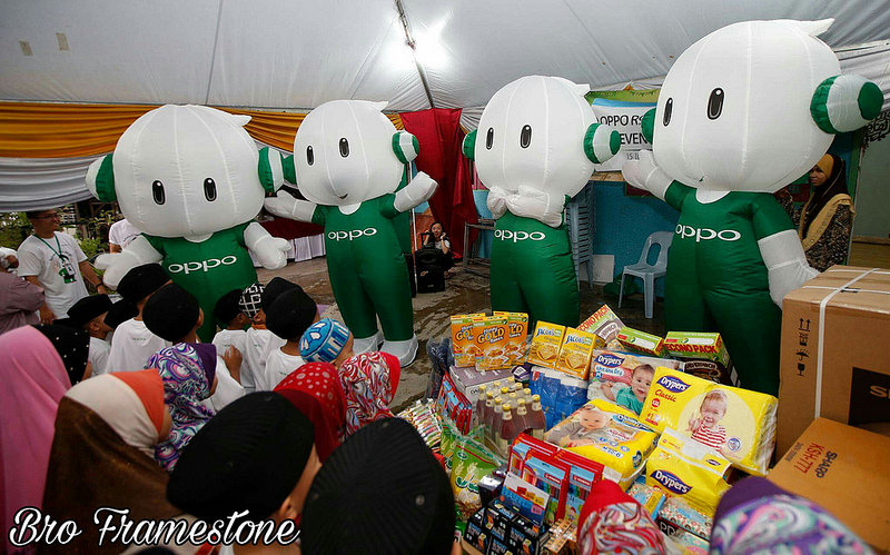 Potential Job Opportunities With OPPO For Orphanage Children