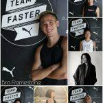 PUMA Introduces Team Faster Elite Trainers