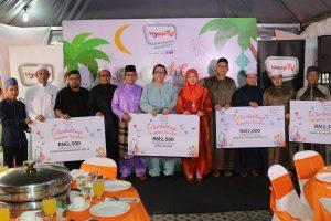 Photo - Majlis Berbuka Puasa bersama HyppTV 10June17 (Low-Res) (1)